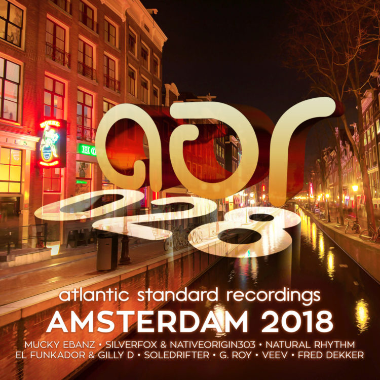 Various Artists – Amsterdam 2018 – ASR028 – ASR